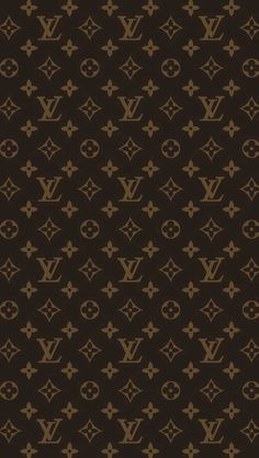 ルイヴィトン/モノグラム iPhone壁紙 Wallpaper Backgrounds iPhone6/6S and Plus LOUIS VUITTON