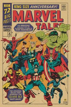 The show runs September 14 and 15 in Austin, Texas! Published September 2019 Written by Marvel Marvel Comic Books, Comic Books Art, Marvel Art, Comic Art, Vintage Comic Books, Vintage Cartoon, Vintage Comics, Poster Vintage, Retro Wallpaper