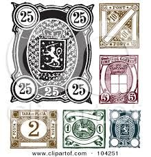 Image result for old stamp design