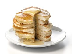 Fluffy Pancakes recipe from Food Network Kitchen via Food Network