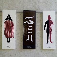 Resultado de imagen para vestimenta de los onas para colorear Goblin, Chile, Digital Art, Doodles, Drawings, Paper, Crafts, Inspiration, Patagonia