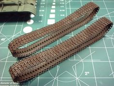 Armorama :: How to paint tank treads?