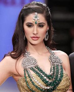 see on newsvillas : Nargis Fakhri (born: October 20 1979 Queens New York City NY USA) is an American model and actress who works mainly in Bollywood films. She has appeared on America's Next Top Model and made her acting debut with the 2011 film Rockstar.