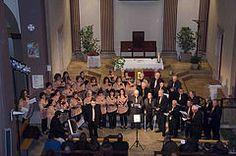 CONCERT DE NADAL (Coral laroc) i Cor Orefeó Calafellenc Esglesia de la Santa Creu 14/12/2014