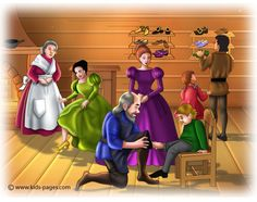 The Elves and the Shoemaker 5