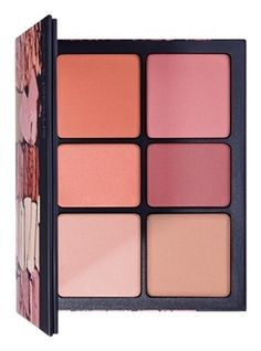 Smashbox Crush On Blush Palette has everything you need to get glowing.