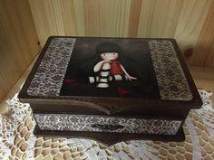 #gorjuss #majadesign #majapaper #handmade #decoupage #santoro