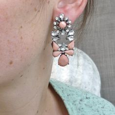 STATEMENT EARRINGS -  Sold out