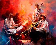 Deja que te explique de qué va esto deMusic Art: Sin negar de que la música es un arte de los grandes, la verdad es que a su alrededor las otras artes campan a sus anchas, entre ellas las artes plásticas. En torno al rock, al blues, a la música clásica,... se han creado obras de gran plasticidad y que te mostramos en esta serie que consta de varias partes...