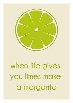Limes_Poster Slice Of Lime, Margarita, Coca Cola, Limes, School, Poster, Coke, Margaritas, Cola