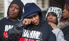 Relatives of Bettie Jones, who was shot accidentally, and Quintonio Legrier call for action from mayor Rahm Emanuel after 'police have failed us'