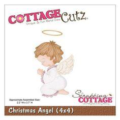 Wykrojnik Cottage Cutz Christmas Angel