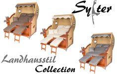 Sylter Landhausstil Collection, Strandkörbe von Luxury Leather Strandkorb Manufaktur. #Strandkorb #Pflegeleicht #Sylt #Strandkorbprofis #Strandkorbdesigner #TrendyStrandkorb