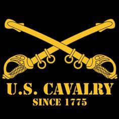 U.S. Cavalry T-Shirt #military #AATC