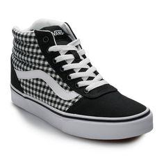 e7f59e7e1123a3 Vans Ward Hi Women s Skate Shoes