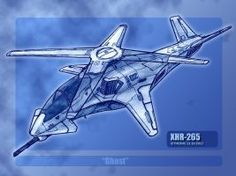 XHR-265 Ghost by TheXHS