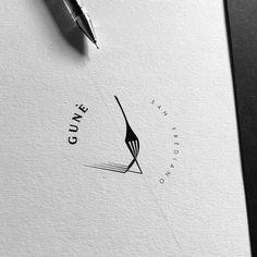 GUNÈ \\ San Frediano . . . #ristorante #logo #branding #sketch #logos