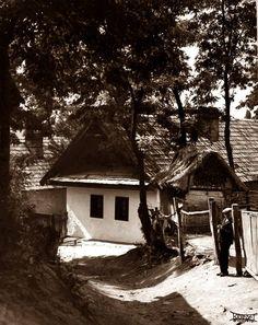 Falusi utca - 1926 Fotó: Kerny István