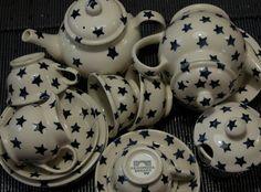 my tiny Blue Stars made by Emma Bridgewater
