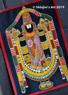 Your place to buy and sell all things handmade Worli Painting, Kerala Mural Painting, Krishna Painting, Madhubani Painting, Rangoli Designs Latest, Beautiful Rangoli Designs, Indian Folk Art, Indian Artist, Festival Rangoli