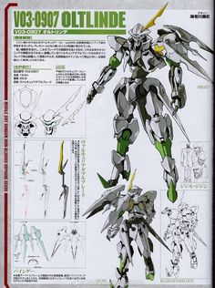 Mobile Suit Gundam Iron Blooded Orphans Gekko Series New Gundams via Gundam ACE November 2017 Issue - Gundam Kits Collection News and Reviews