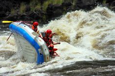 rafting victoria falls - Google 検索
