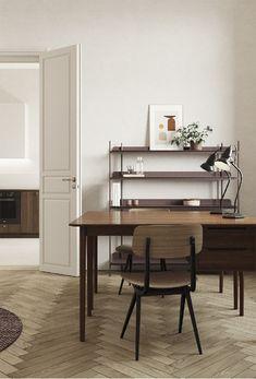 Muebles para un Salón Nórdico de Revista Apartment Renovation, Interior Design Furniture, Furniture Design, Dining Corner, Furniture, Nordic Design, Inviting Home, Interior Design, Home Decor