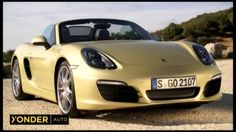 YONDER|auto. Cars Experiences. Porsche Boxster S