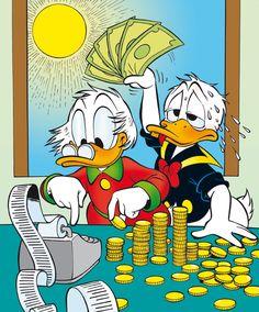 <3 Donald & Dagobert Duck <3                                                                                                                                                                                 More