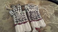 Mary's gloves