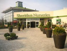 Sheridan Nurseries.  WHY do I keep going back here??  Overpriced, surly staff, unbelievably limited selection considering the size of the place.