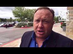 Alex Jones Denied Right to Vote - YouTube
