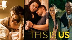"THIS IS US ""What Now?"" The entire Pearson family gathers at Randall's for an unusual party. Kevin and Sophie's relationship deepens on the night of his play's premiere. Kate struggles to open up to Toby about her father's death. Tensions are high between Jack and Rebecca as she leaves on tour with her band. (1 Hour)"