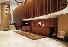 Ritz-Carlton Vienna front desk