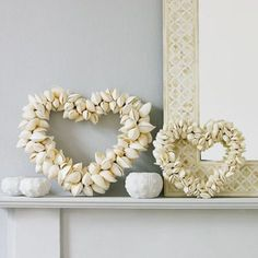 http://www.digsdigs.com/how-to-decorate-with-seashells-37-inspiring-ideas/