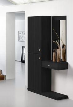 Recibidor Ref: REC3 Mobelinde - Muebles a medida Barcelona. Fábrica y tiendas. Fabricación propia de muebles juveniles, armarios, dormitorios, salones, mesas y sillas, estudio y oficina, cocina, complementos.
