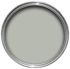 Craig & Rose Authentic Period Colours Moonstone Grey Matt Emulsion Paint 2.5L | Departments | DIY at B&Q