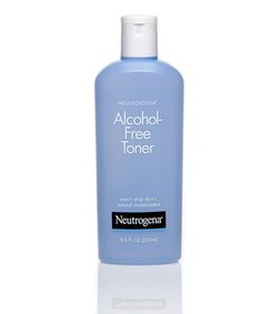 I love Neutrogena's Alcohol-Free Toner!  It refreshes skin without stripping its natural moisturizers.  I use it every morning and every night!