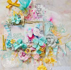 Stacey Young's Gallery: Cutie Clowns *Prima May PPP*
