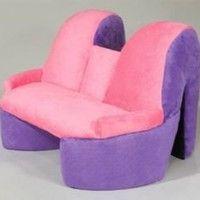 Mauricios Ch4a0708 Double High Heel Chair Home Kitchen