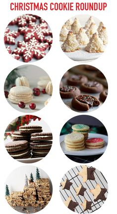 Christmas Cookie Roundup 2013 // Twin Stripe