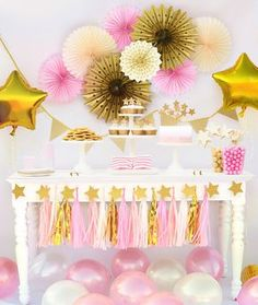 Twinkle Twinkle Little Star First Birthday, Party In A Box, Twinkle Twinkle…