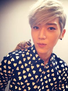 BII--looking back at my spam, does he really resemble EXO's Luhan to you?
