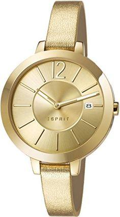 Esprit Amelia Metallic ES107242003 Wristwatch for women Very elegant -