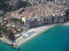 The Striking Cliffside Town of Tropea, Italy     When On Earth - For People Who Love Travel