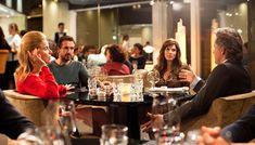 Rebecca Hall, Laura Linney, Richard Gere, Movember, Film Stills, Meals, Dinner, Dining, Photos