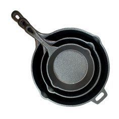 Skillet Set Of 3, $33, now featured on Fab.