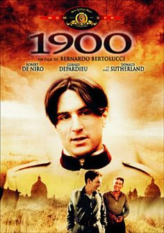 1900- Bernardo Bertolucci - Epic film, about humanity, about the drastic changes of modern times in an agricultural society, about the war, about love and families. This film is about everything that matters.