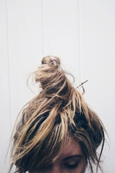 Am I supposed to want my hair to look like this? Rapunzel, Coiffure Hair, Let Your Hair Down, Thats The Way, Great Hair, About Hair, Hair Day, Messy Hairstyles, Her Hair