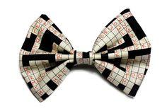 Crossword Puzzle Tie